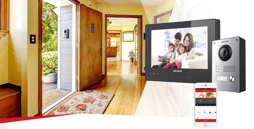 DS-KIS701 kit interphone vidéo