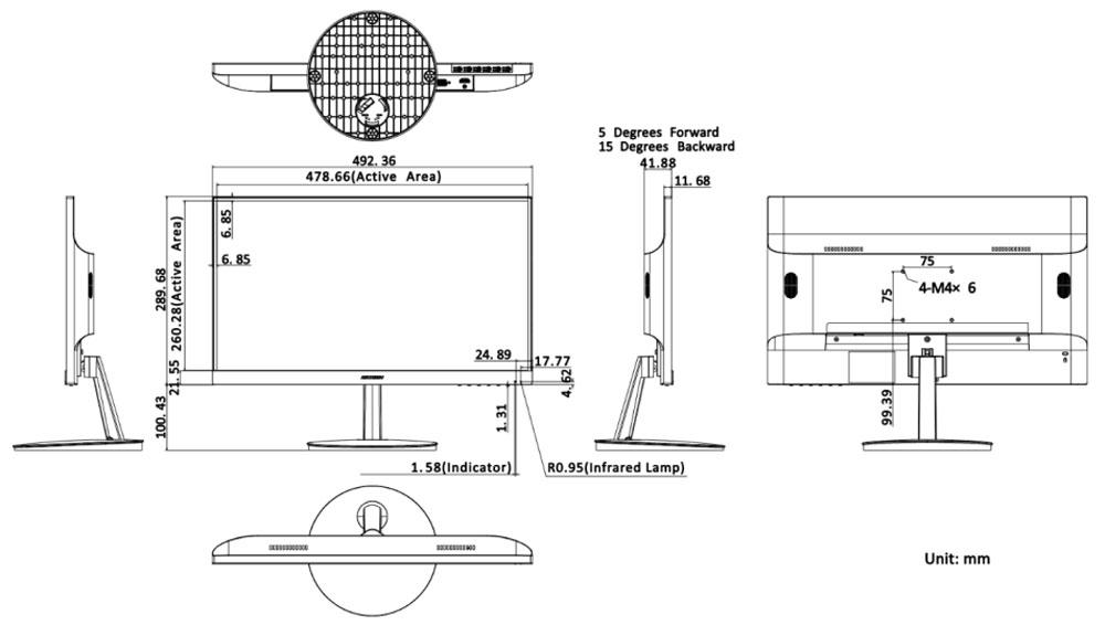Schema DS-D5022FN-C