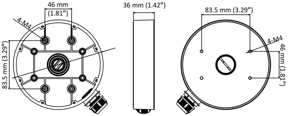 Schéma DS-1280ZJ-DM55