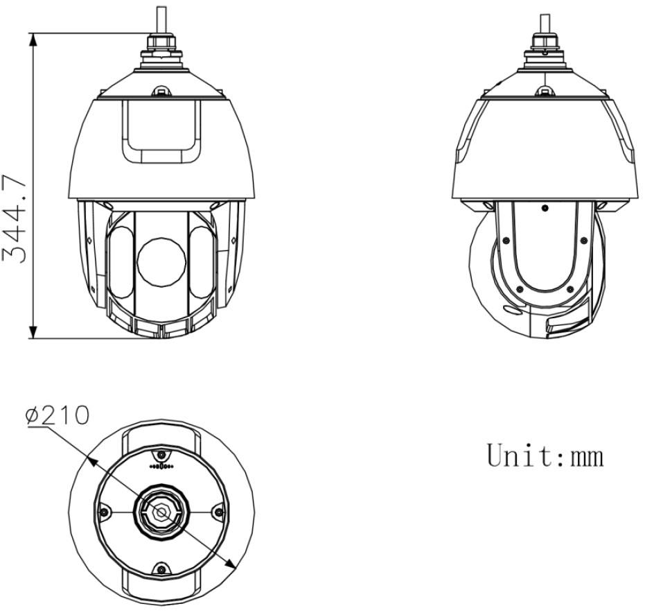 Schema DS-2DE5425IW-AE(S5)