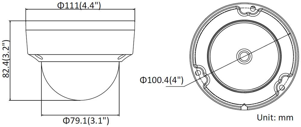 Schéma Ds-2CD2183G0-I