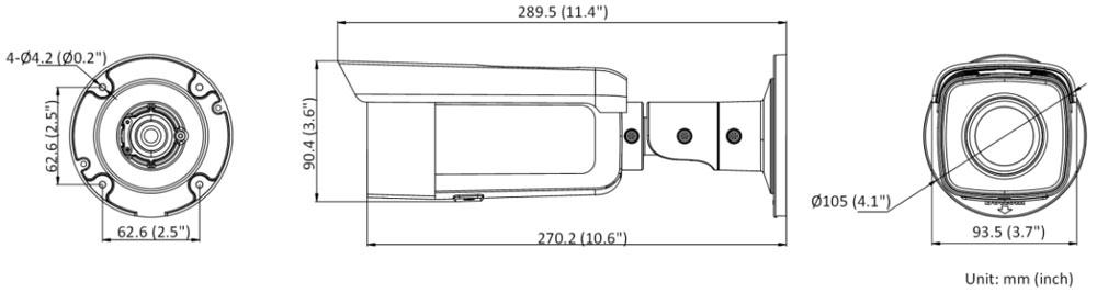 Schema DS-2CD2T87G2-I