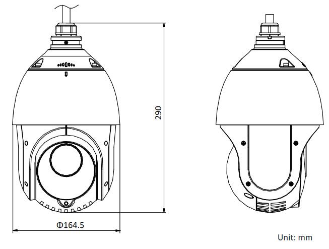 Schema DS-2DE4415IW-DE