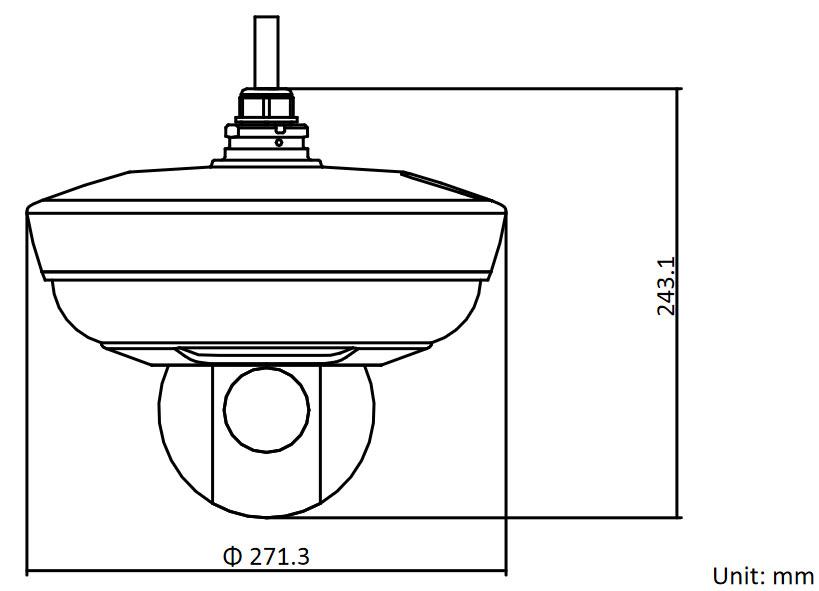 Schéma DS-2PT5326IZ-DE