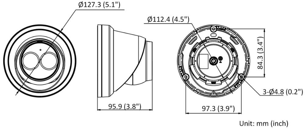 Schéma DS-2CD2343G2-IU