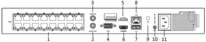 Schema DS-7608NI-K2/8P/4G