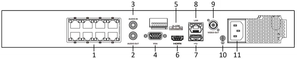Schema DS-7608NXI-I2/8P/S