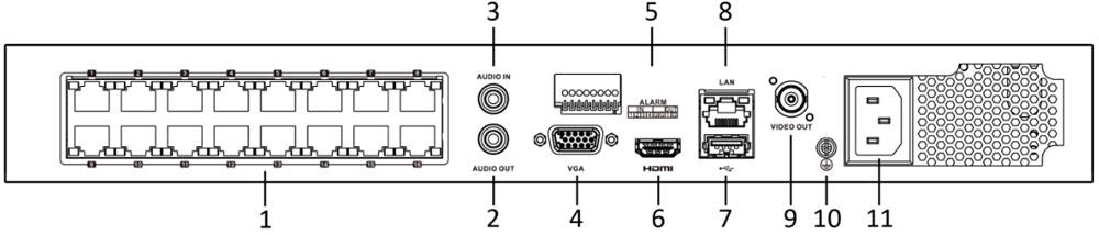 Schema DS-7616NXI-I2/16P/S