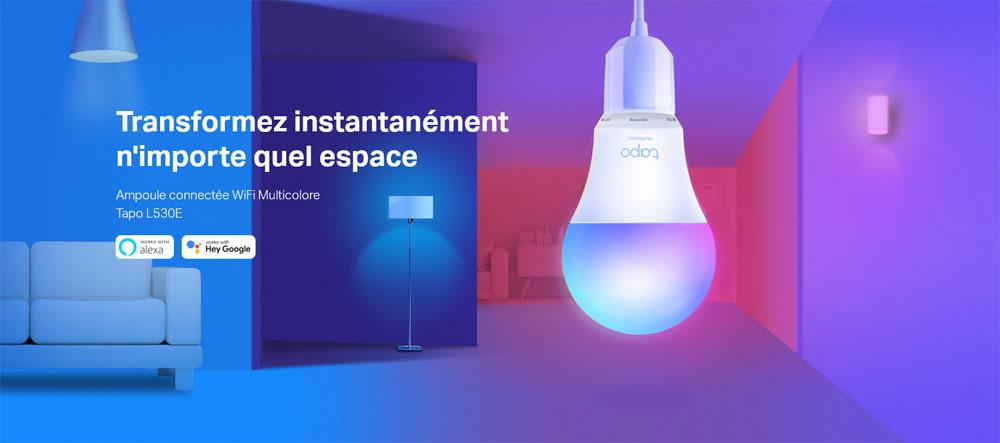 Ampoule L530E