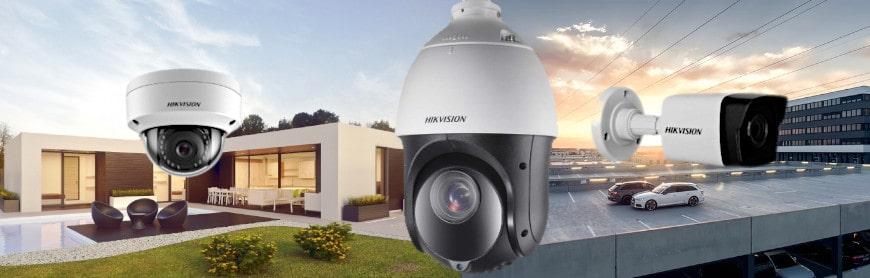 camera extérieur de surveillance