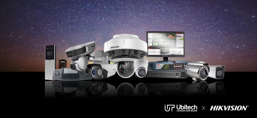 Hikvision, leader mondial des caméras de surveillance