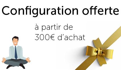 Configuration offerte