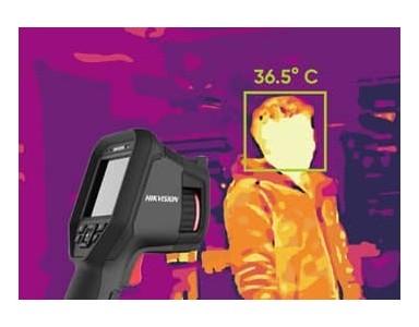 La caméra thermique face au coronavirus Covid19