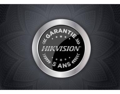 Garantie Hikvision