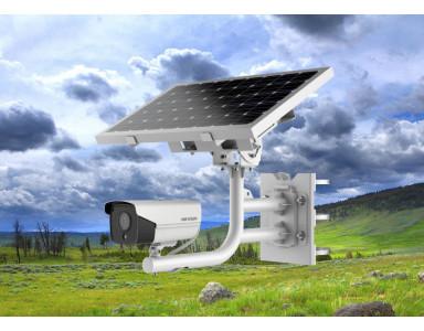 Installation autonome à énergie solaire