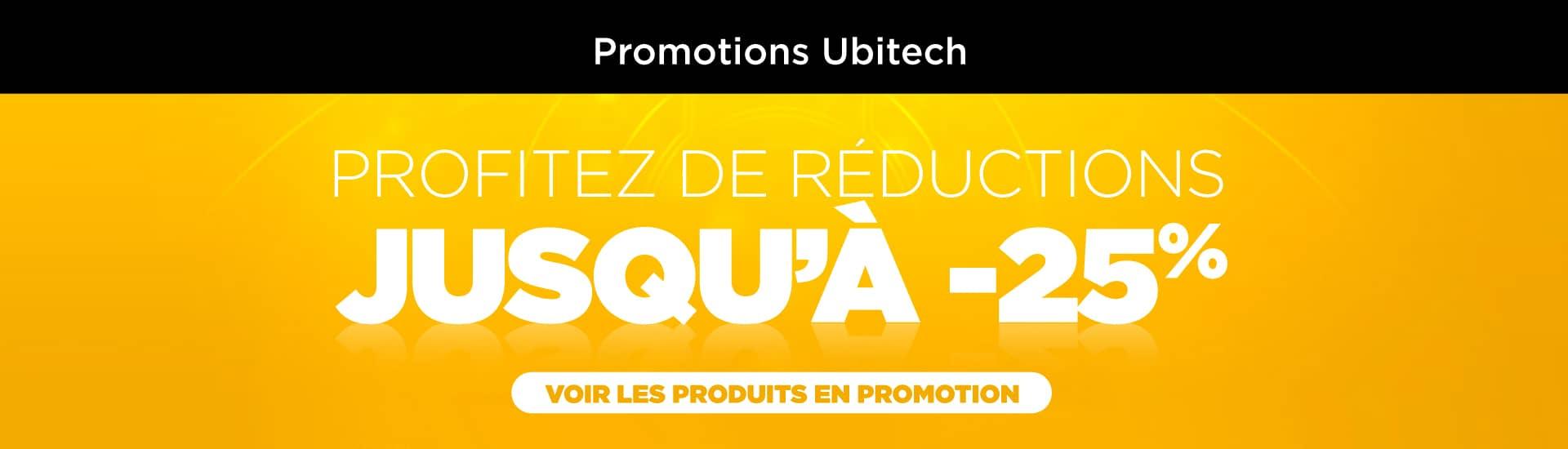 Promotions Ubitech