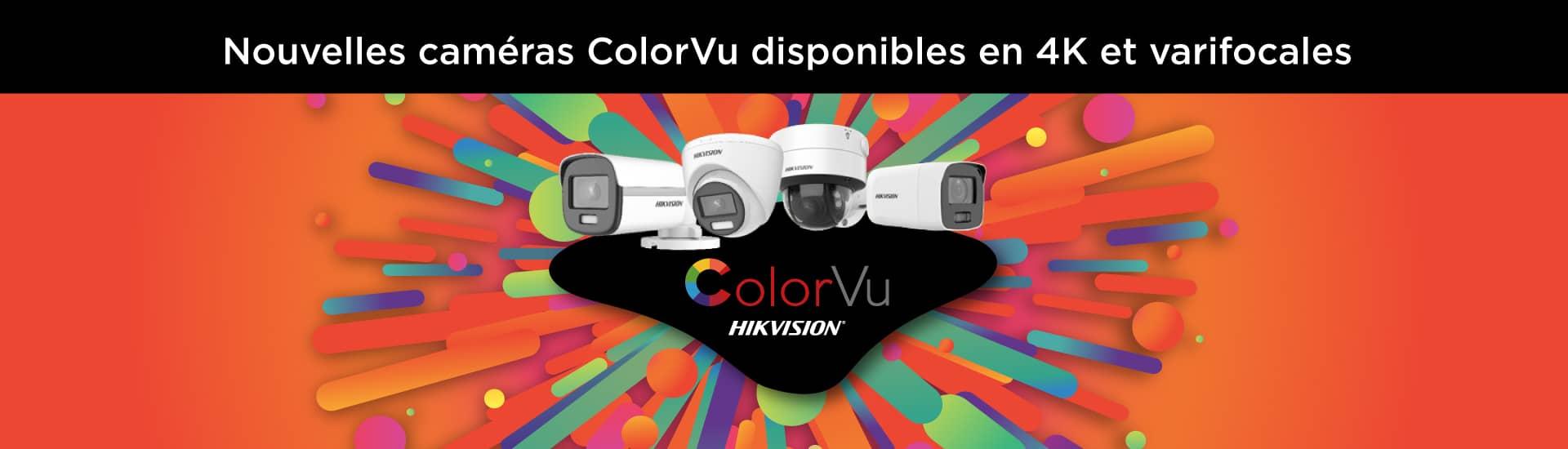 Nouvelles offres ColorVu