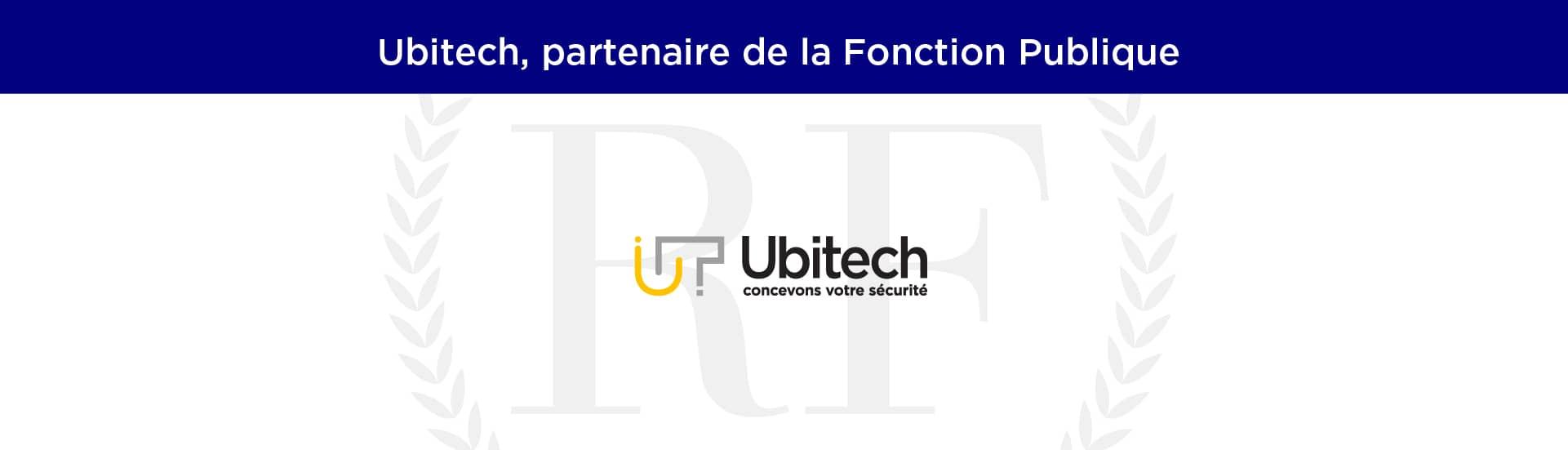 Ubitech partenaire de la Fonction Publique